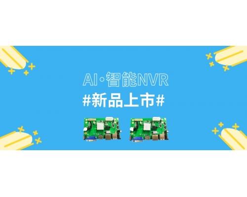 新品 | AI智能,9路/16路NVR全新上市!【上篇】